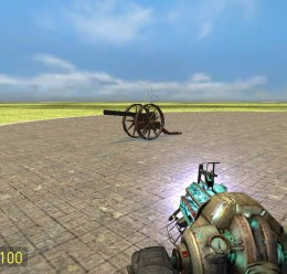 Cannon For Garry's Mod Image 1