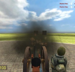 Cannon For Garry's Mod Image 2