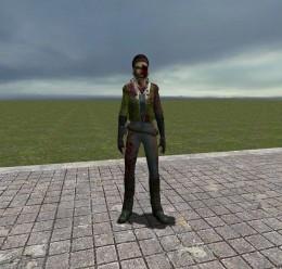 zombie_alyx_skin.zip For Garry's Mod Image 1