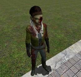zombie_alyx_skin.zip For Garry's Mod Image 2