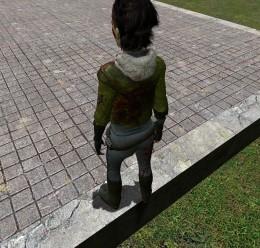 zombie_alyx_skin.zip For Garry's Mod Image 3