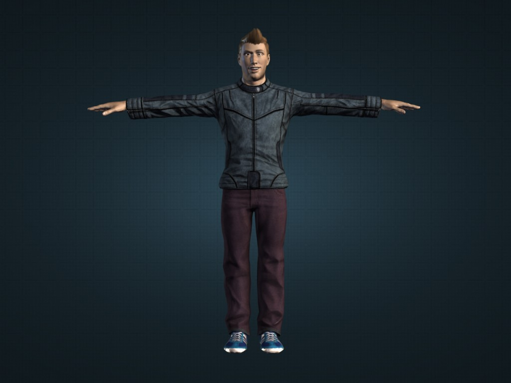 Spencer (Player Model) by Rom | garrysmods org