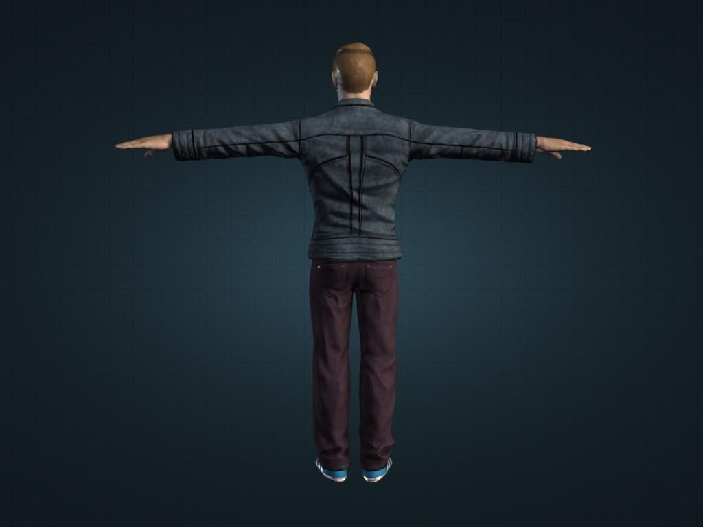 Spencer (Player Model) by Rom | garrysmods org
