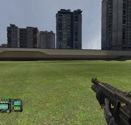 Gunman Chronicles HUD v1.2 For Garry's Mod Image 1