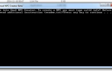 gmod_npc_creator.zip For Garry's Mod Image 2