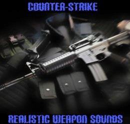 CS:S Realistic Weapon Sounds For Garry's Mod Image 1
