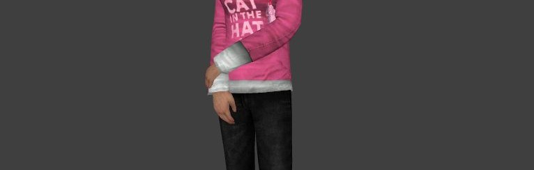 dahlia_player_npc.zip For Garry's Mod Image 1