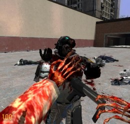 Zombie Claw For Garry's Mod Image 2