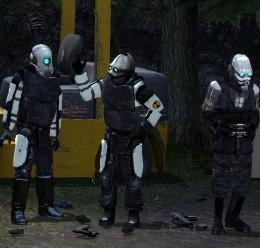 Jailbreak Combine skins For Garry's Mod Image 1