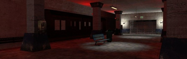 mortal_kombat_subway.zip For Garry's Mod Image 1