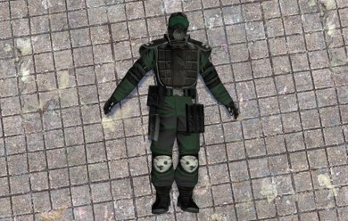 Srgt. Shotup's Skin For Garry's Mod Image 1