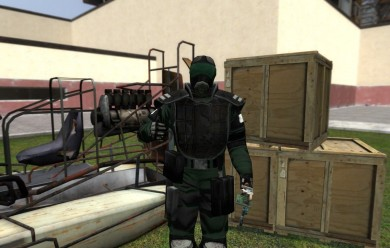 Srgt. Shotup's Skin For Garry's Mod Image 2