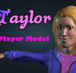 Taylor (Player Model) For Garry's Mod Image 1