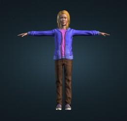 Taylor (Player Model) For Garry's Mod Image 2