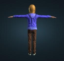 Taylor (Player Model) For Garry's Mod Image 3