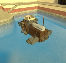 Dracions Steam Boat For Garry's Mod Image 1