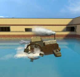 Dracions Steam Boat For Garry's Mod Image 3