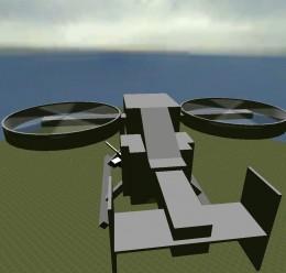 Derka's dual rotor heli.zip For Garry's Mod Image 3
