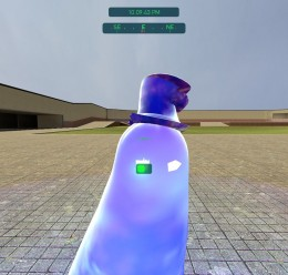 Player model ghost.zip For Garry's Mod Image 3