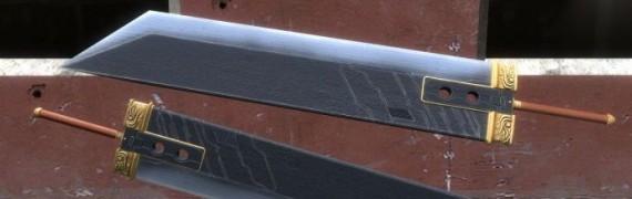 FO3 Custom Buster Sword