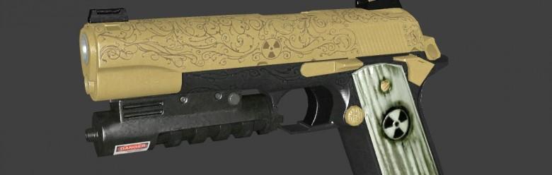 Duke Nukem Forever M1911 For Garry's Mod Image 1