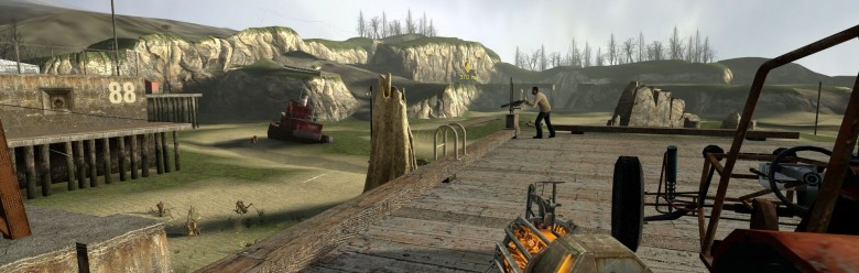 HL2 Campaign v1.2.6 For Garry's Mod Image 1