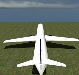 Passenger airplane For Garry's Mod Image 1