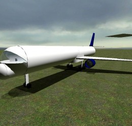 Passenger airplane For Garry's Mod Image 3
