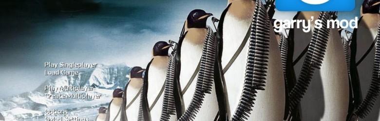Penguin Army Bg + BgMusic For Garry's Mod Image 1