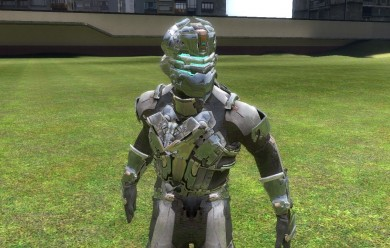 Dead space 2 Advanced Suit For Garry's Mod Image 2