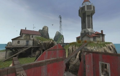 Island City17 For Garry's Mod Image 2