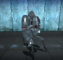 Urban Camo Portal Turret For Garry's Mod Image 2