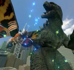 The Goddess of Peace: Mothra For Garry's Mod Image 2