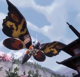 The Goddess of Peace: Mothra For Garry's Mod Image 3