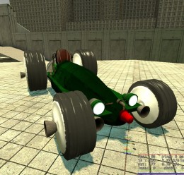 Vox Tec Racer For Garry's Mod Image 3