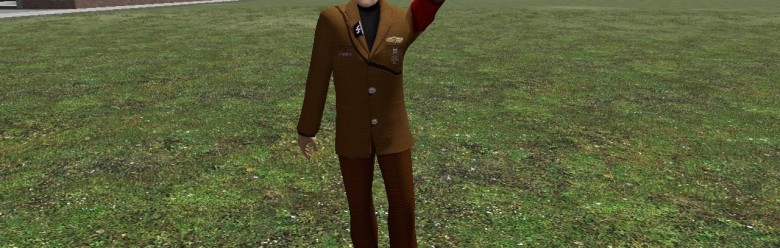 Breen Hitler Npc.zip For Garry's Mod Image 1