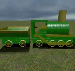 Steam Train For Garry's Mod Image 1