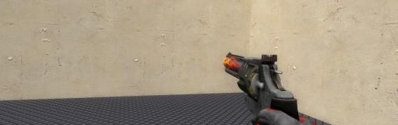 Flame 357 skin
