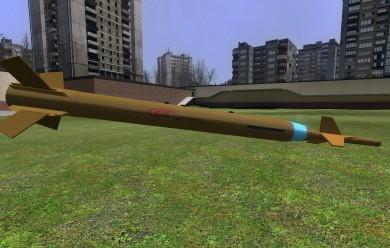 Air Strike - Laser Missile For Garry's Mod Image 1