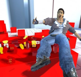 Fast Foods Fries Props! For Garry's Mod Image 1