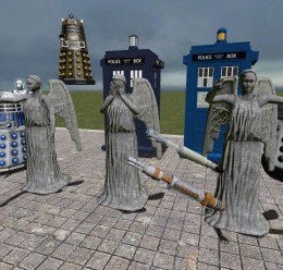 Doctor Who Pack-4 For Garry's Mod Image 1
