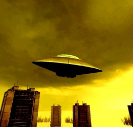 War of The Servers UFO For Garry's Mod Image 1