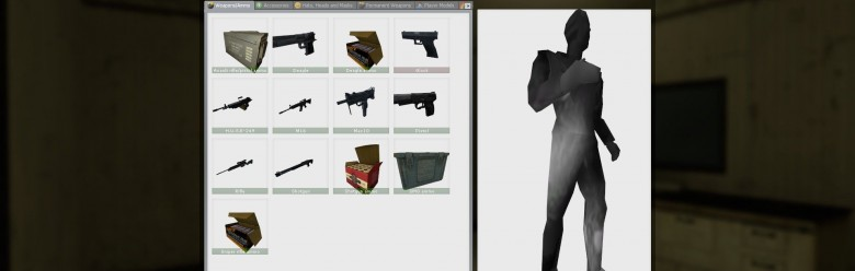 ttt_pointshop_weapons.zip For Garry's Mod Image 1