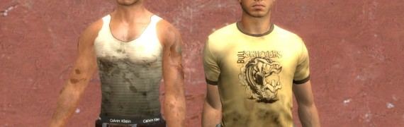 L4D2 Sleeveless Shirt Ellis