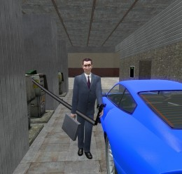 Gas Station for SCars For Garry's Mod Image 1