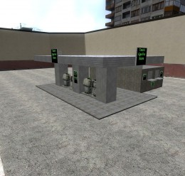 Gas Station for SCars For Garry's Mod Image 2