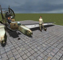 Flying Airboat For Garry's Mod Image 1