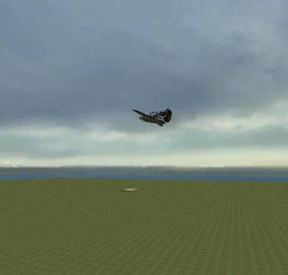 Flying Airboat For Garry's Mod Image 3
