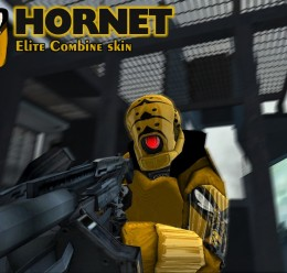 HORNET Elite Combine Skin.zip For Garry's Mod Image 1