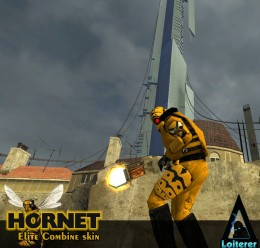 HORNET Elite Combine Skin.zip For Garry's Mod Image 3